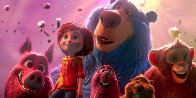 'Wonder Park' Teasers Introduce The Main Characters