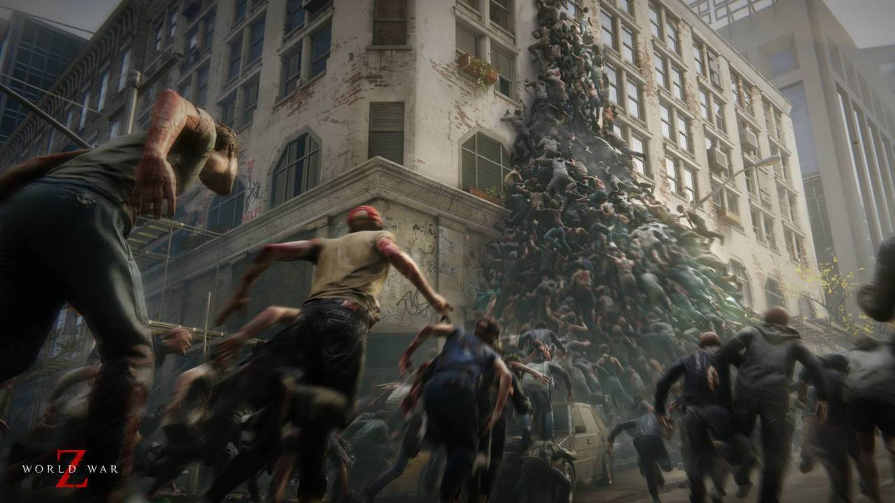 World War Z Saber Interactive Focus Home Interactive