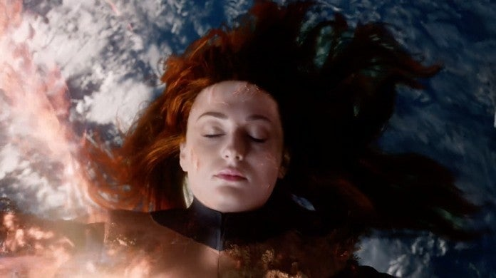 x-men dark phoenix international trailer jean grey