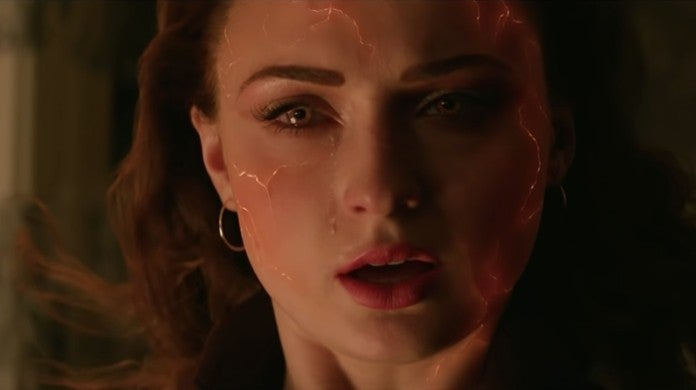 x-men dark phoenix trailer 2 released jean grey