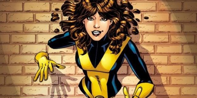 X-Men Shadowcat Kitty Pryde