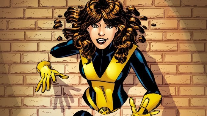 X-Men Shadowcat Kitty Pryde