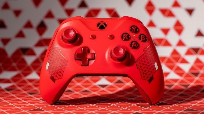 "New Special ""Sport Red"" Xbox One Controller Coming Soon"