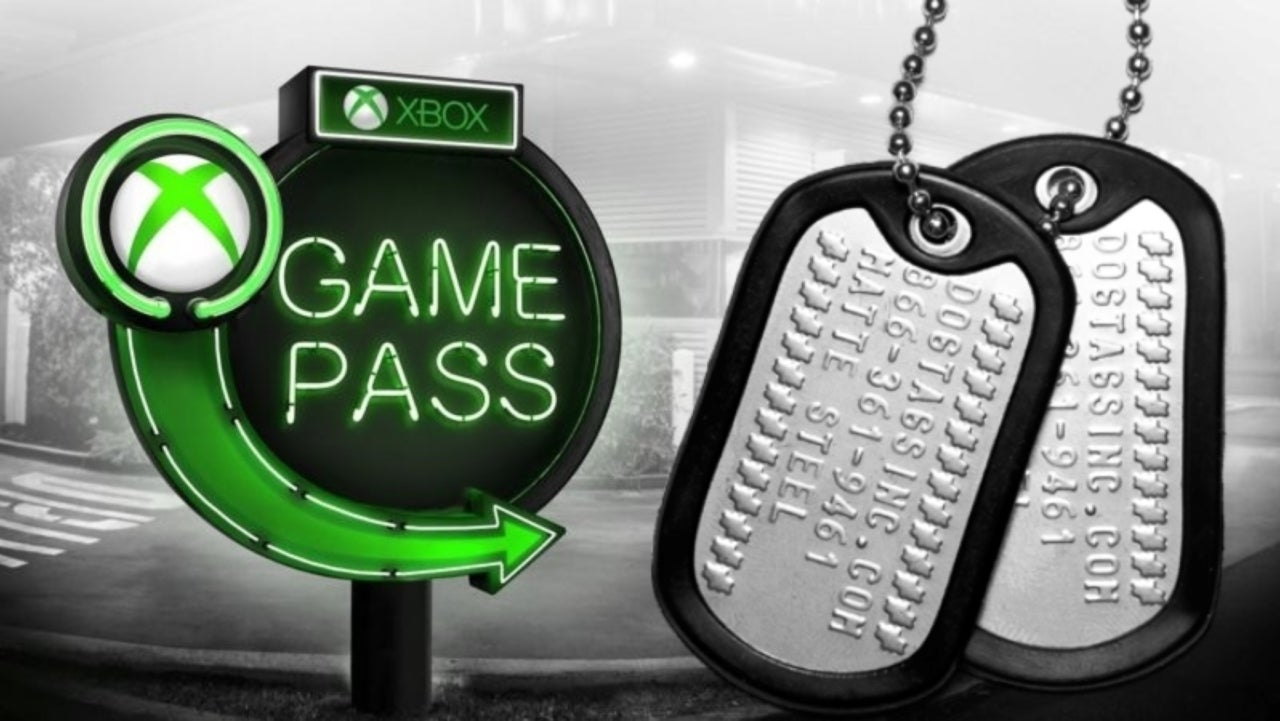 Free 24-Month Xbox Game Pass Membership for Active Duty and Veterans
