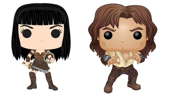 Finally A Xena Warrior Princess Funko Pop Figure