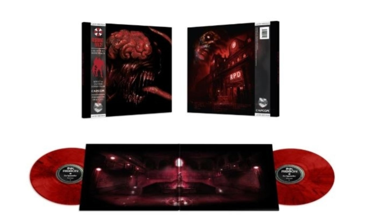 Resident Evil' and 'Resident Evil 2' Get the Vinyl OST Treatment