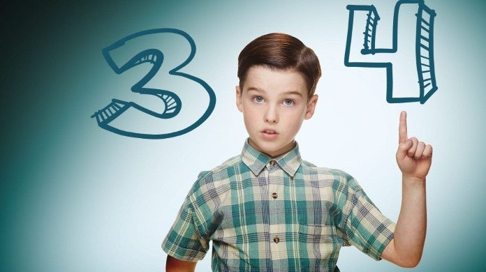 Young Sheldon Renewed Season 3 4 CBS