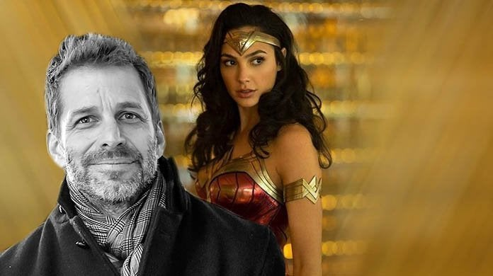 zack snyder wonder woman