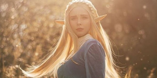 'The Legend of Zelda: Breath of the Wild' Cosplayer's Take on Zelda Is Perfection