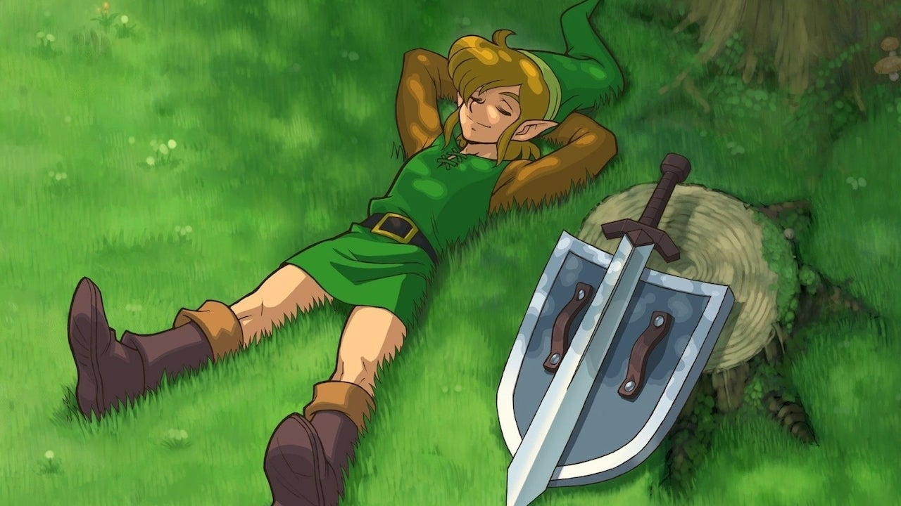 Zelda-Relaxing-
