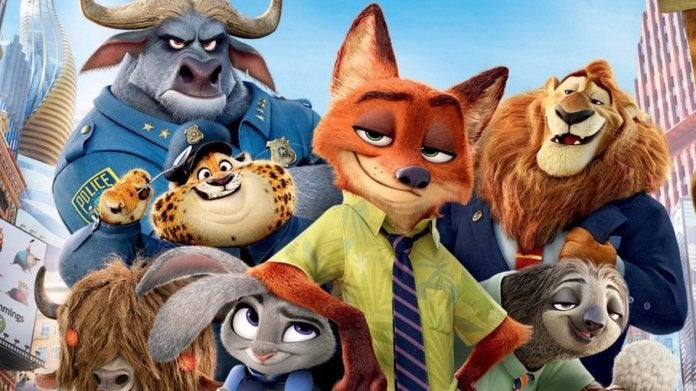 Zootopia Walt Disney Animation Studios