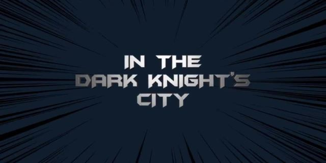 'Batman vs Teenage Mutant Ninja Turtles' Trailer screen capture