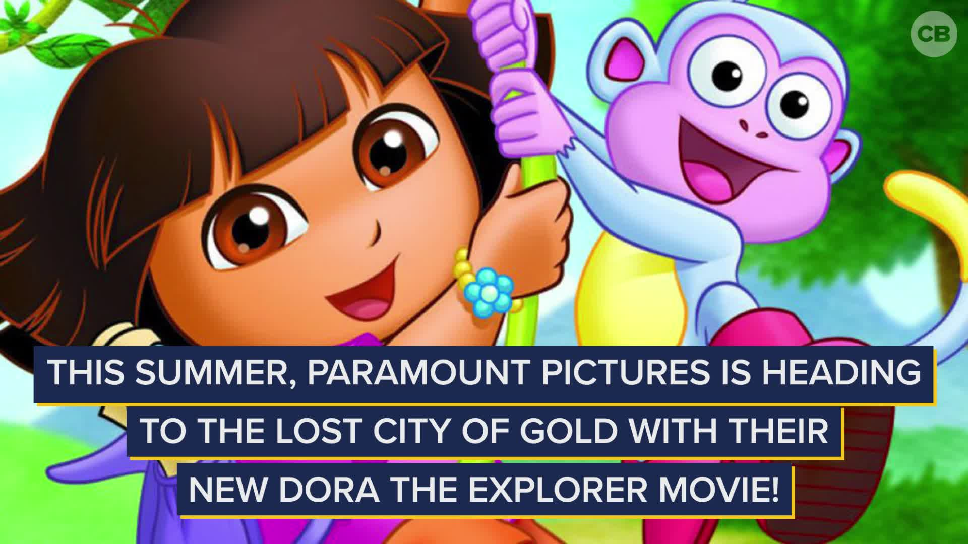 'Dora and the Lost City of Gold' Get Official Title and Poster screen capture