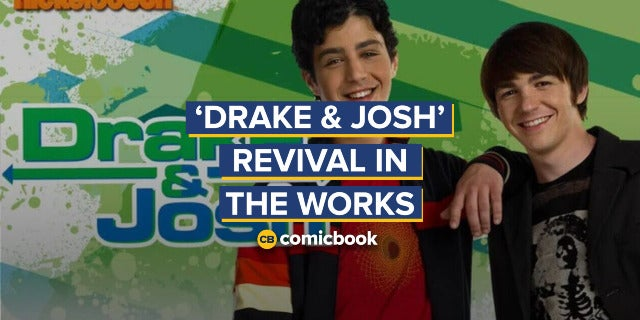 'Drake & Josh' Revival in the Works screen capture