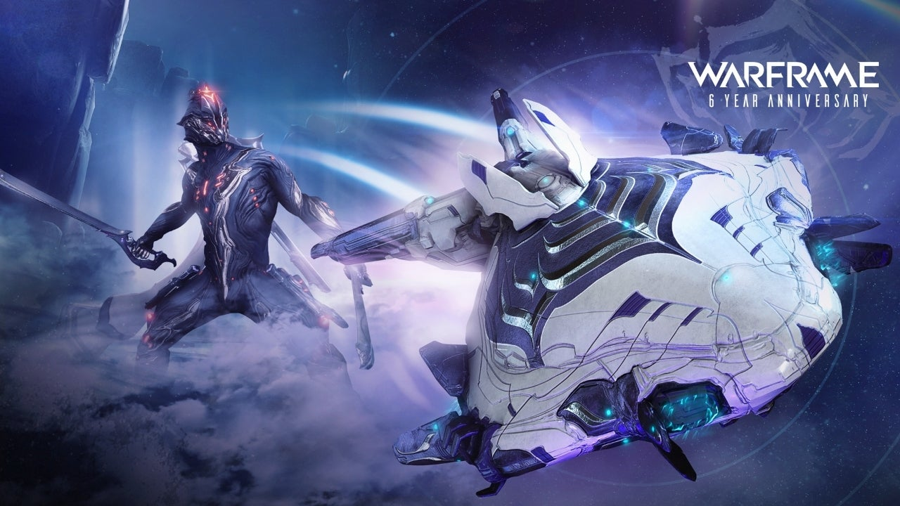 'Warframe' Celebrates 6th Anniversary With Free Skins For Players