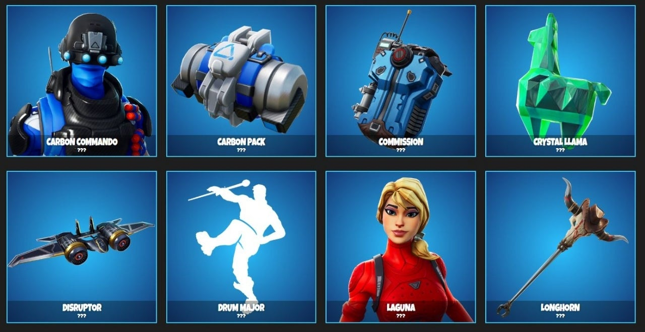 photo fnbr 3 - fortnite item shop upcoming