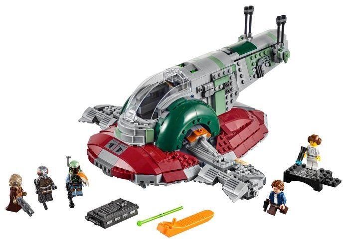Save 20 On Lego Star Wars 20th Anniversary Sets