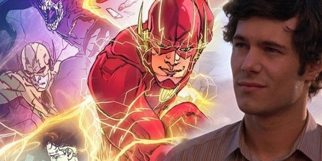 adam brody the flash