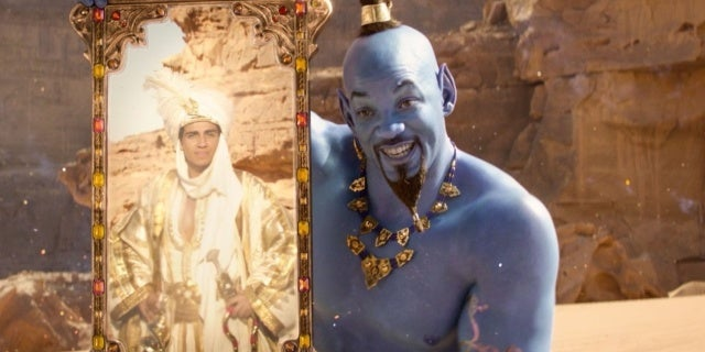 aladdin genie will smith