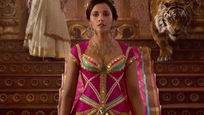 Aladdin Princess Jasmine Naomi Scott