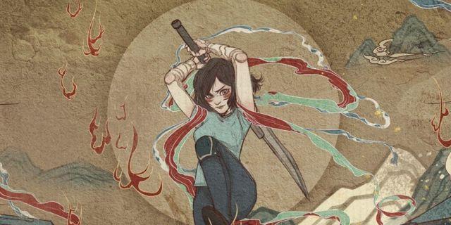 alita china poster cropped