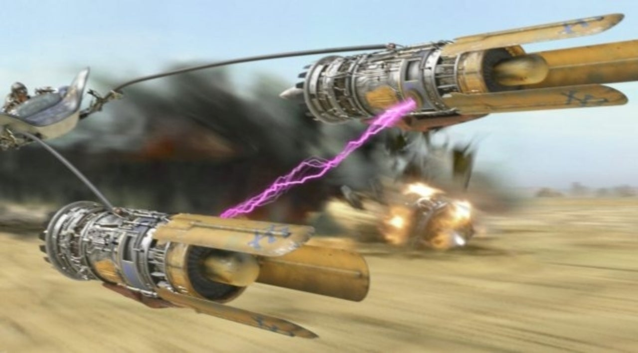 'Star Wars: Episode 1 Racer' Remade In Unreal Engine 4 Is Breathtaking