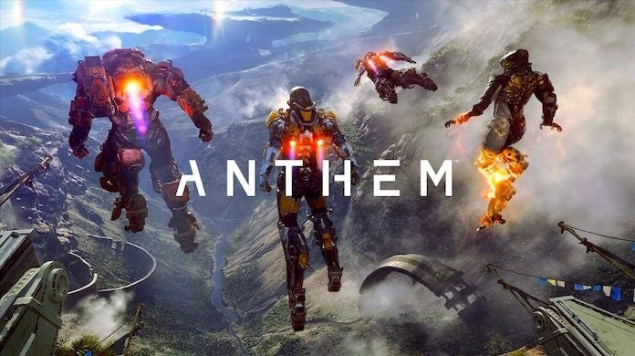 'Anthem' and 'Apex Legends' Were The Top Downloaded PS4 Games of February