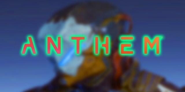 Anthem BioWare PS4