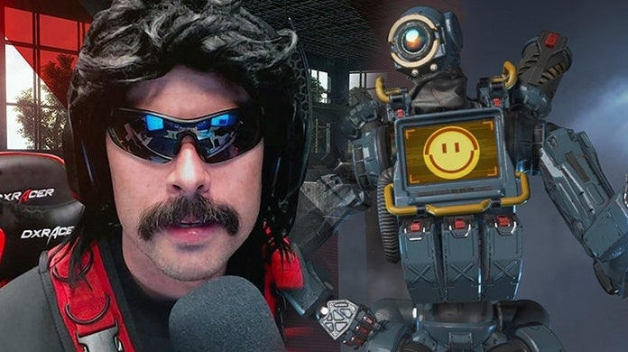 Apex Legends Dr Disrespect