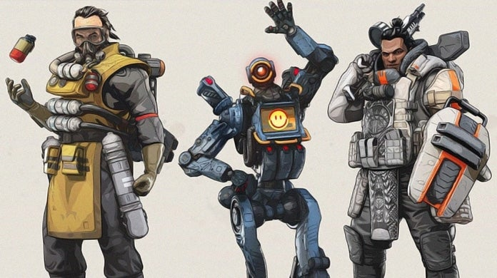 Apex Legends Hitboxes Season 1 Update