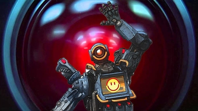 Apex Legends Pathfinder Easter Egg