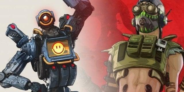 Apex Legends Pathfinder Octane