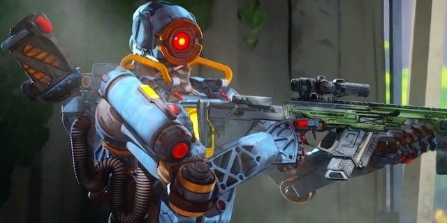 apex legends pathfinder sniper