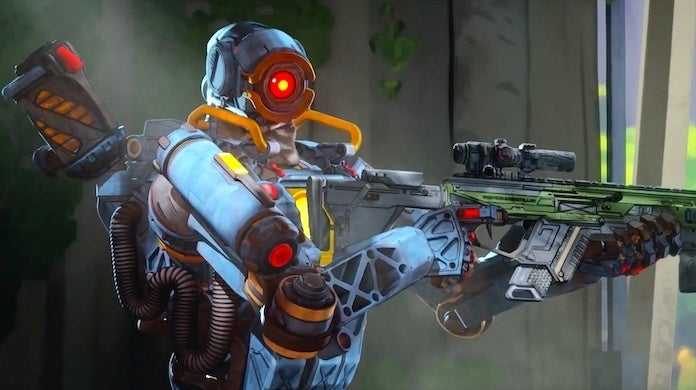 apex legends pathfinder sniper