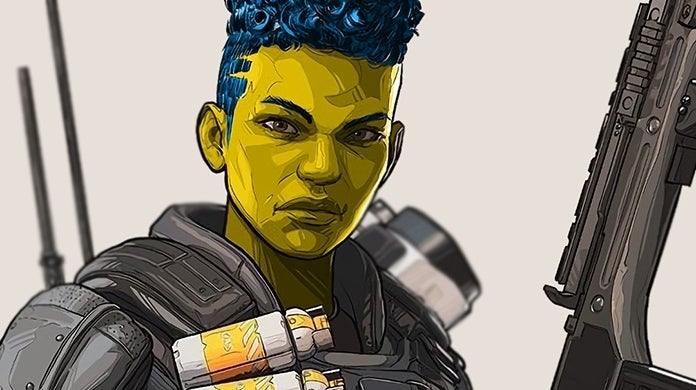 Apex Legends The Simpsons Mashup
