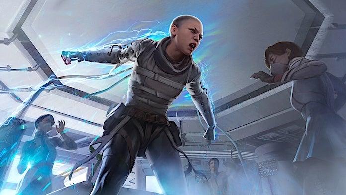 apex legends wraith concept