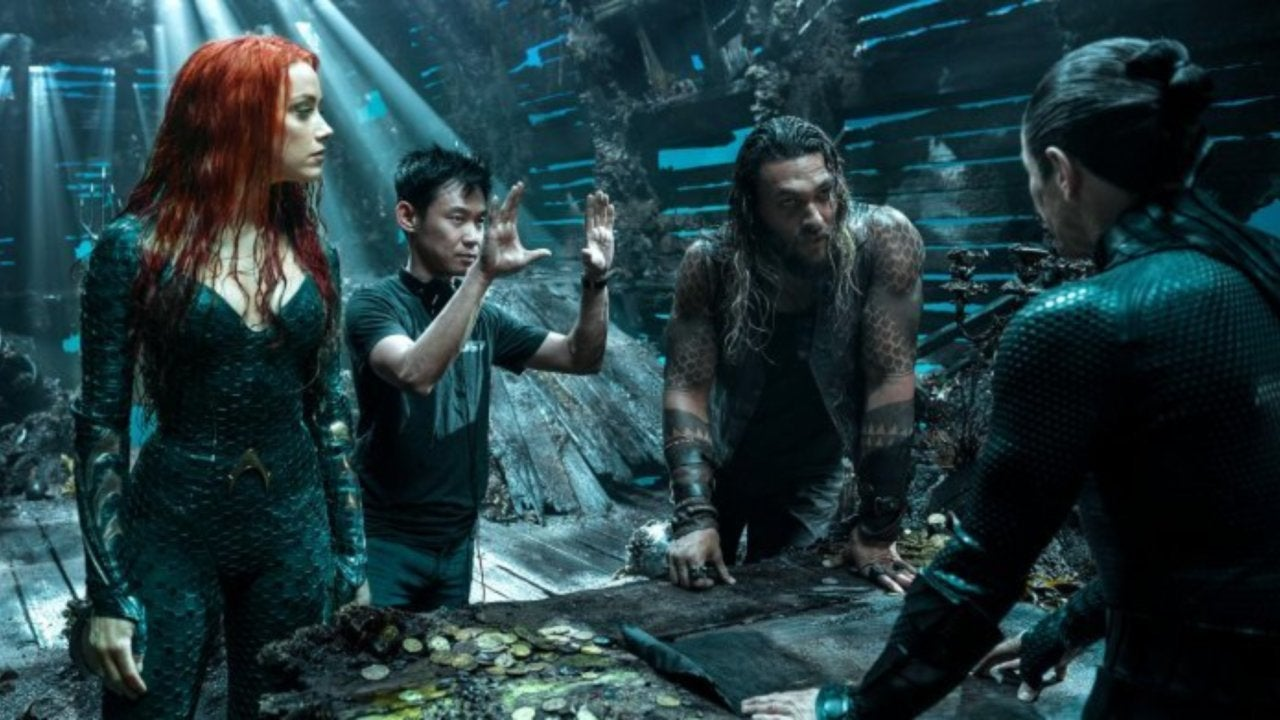 James Wan Shares Details About His New Horror Film, Promises