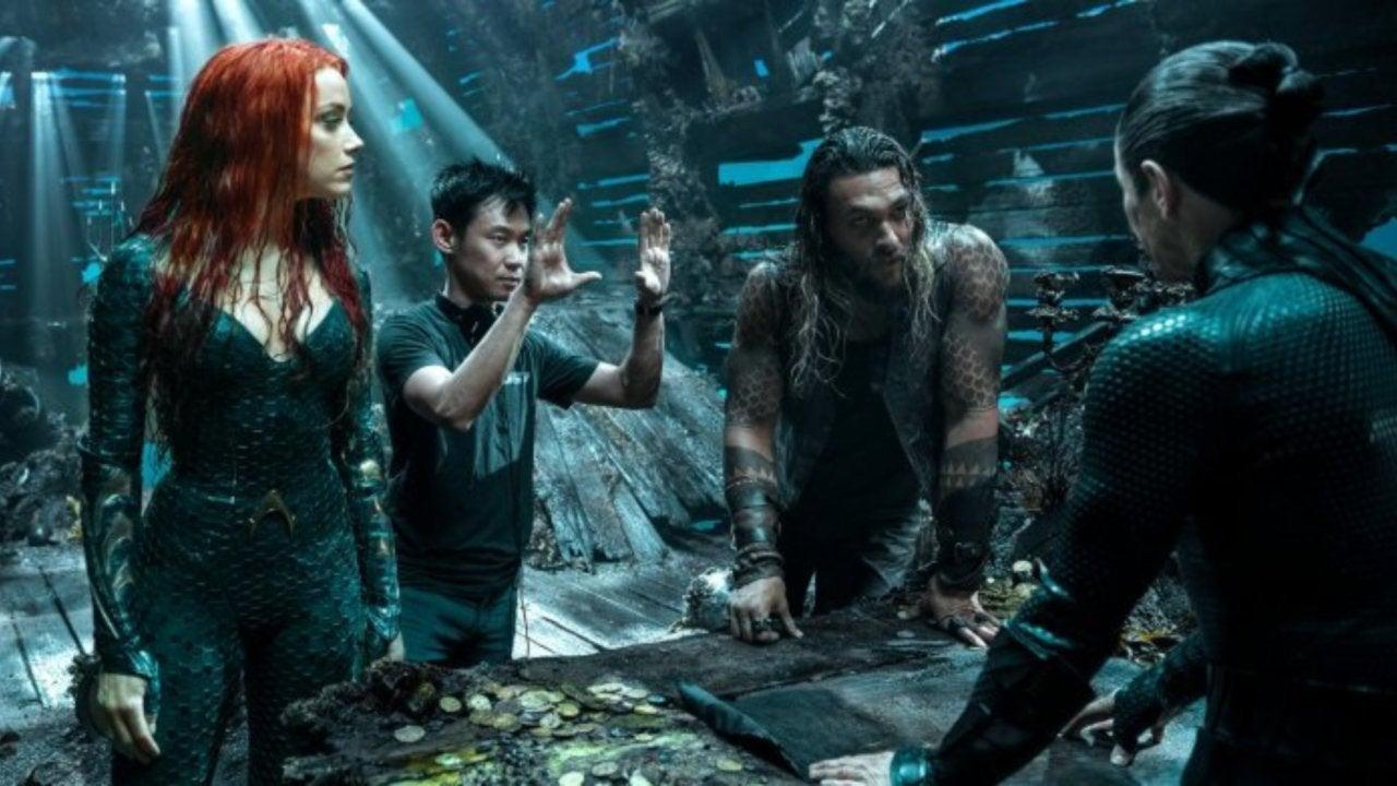 'Aquaman' Director James Wan Quits Twitter