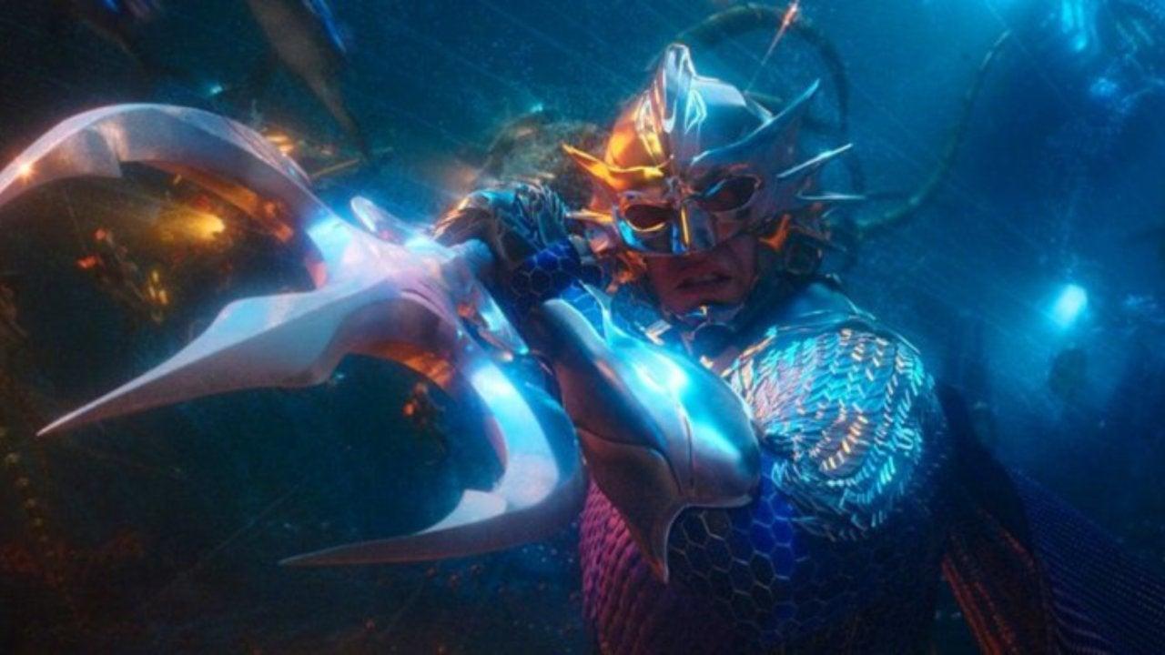 'Aquaman's Patrick Wilson Says Ocean Master Won't Be Main Villain in Sequel