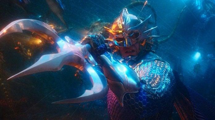 Aquaman Ocean Master Patrick Wilson