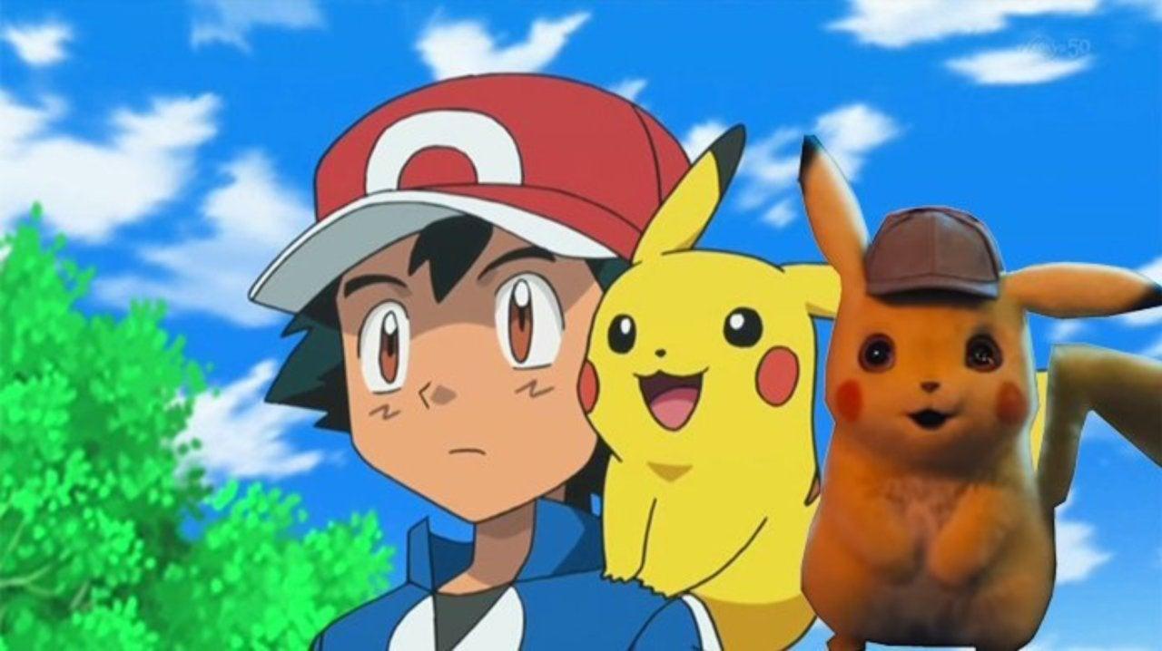 'Detective Pikachu' TV Spot Pokes Fun at Ash and Pikachu's Relationship