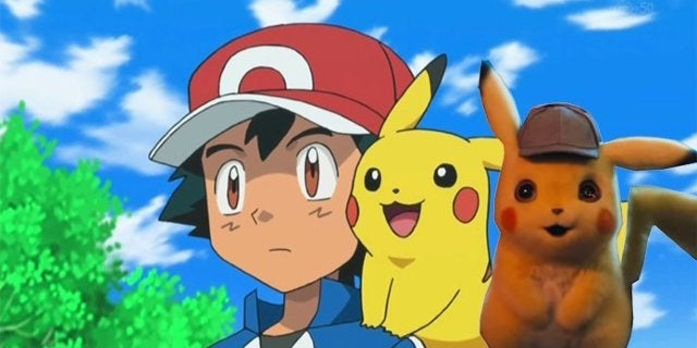 ash pikachu detective