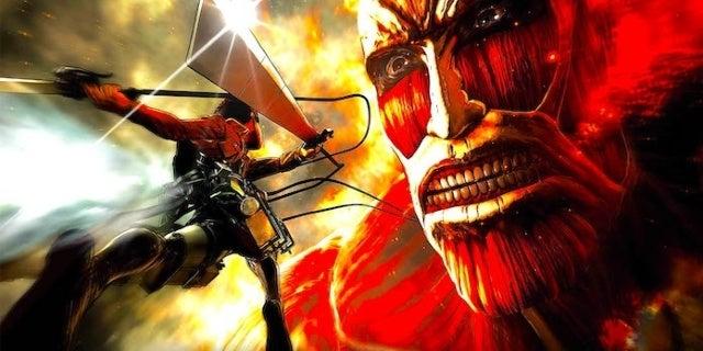 attack on titant