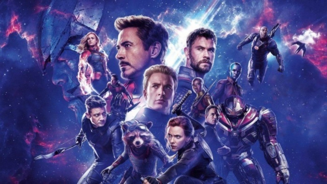 Every Marvel Character That Appears In Avengers Endgame Chinese