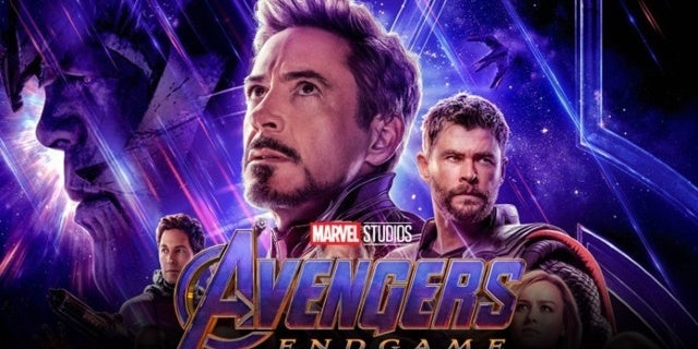 Avengers-Endgame-3D-Poster