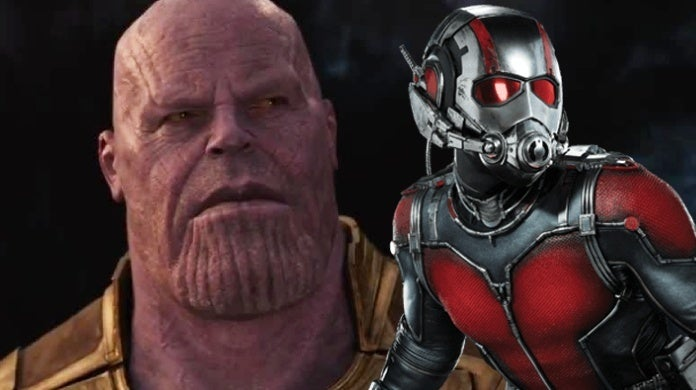 avengers endgame ant man thanos