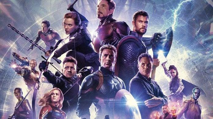 avengers endgame chinese poster