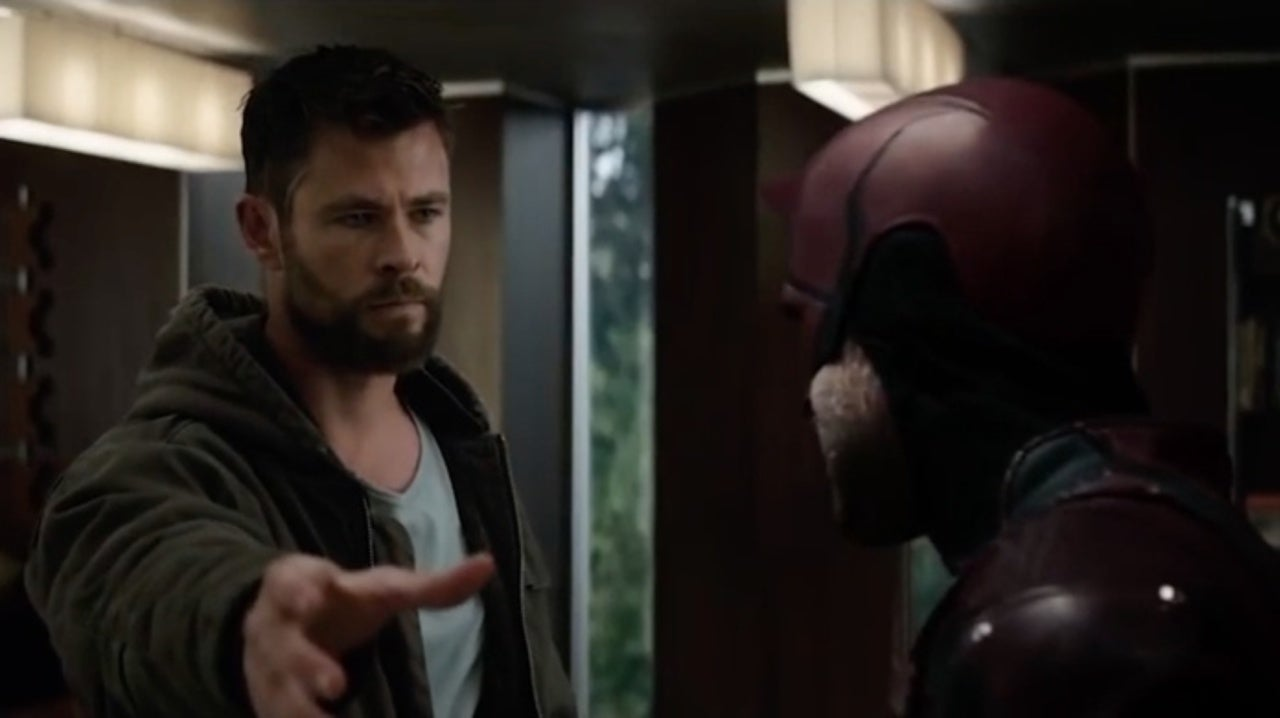 Daredevil Joins Earth's Mightiest Heroes in Awesome 'Avengers: Endgame' Trailer Edit