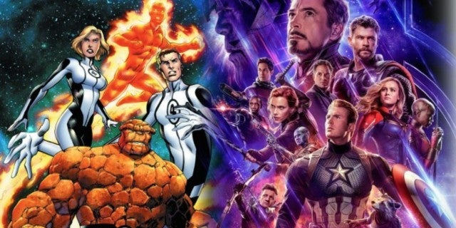 Kevin Feige Just Teased the Fantastic Four's MCU Debut