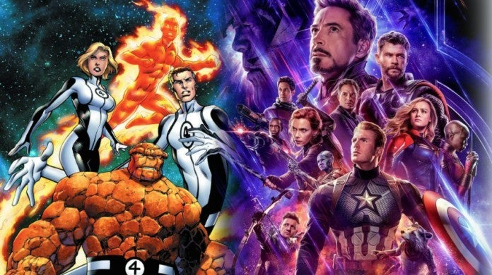 Avengers Endgame Fantastic Four ComicBookcom